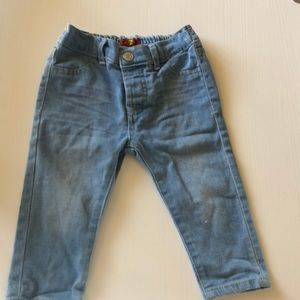 7 for all mankind jeans 12mo girls